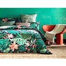 Linge de lit en satin KAS Harper – Taie d'oreiller – 65x100 cm