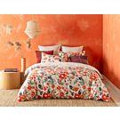 Linge de lit en satin KAS Ada – Fourre de duvet – 240x240 cm