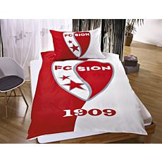 Linge de lit FC Sion