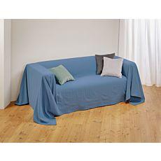 Jeté de lit couvre-lit en divers coloris