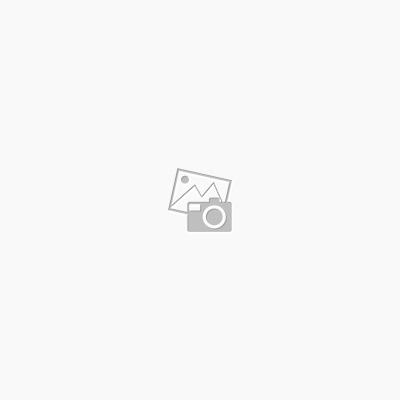 Linge de lit rayé dans de beaux tons de bleu