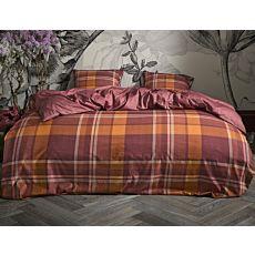 Parure de lit ESSENZA à rayures discrètes