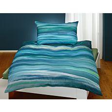 Parure de lit avec joli motif en dégradé