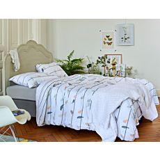 Parure de lit ESPRIT Birdies avec petits oiseaux colorés