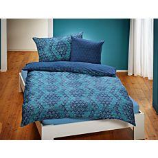 Parure de lit à losanges modernes