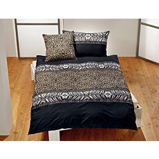 Parure de lit avec motifs de tigre en forme de mandala