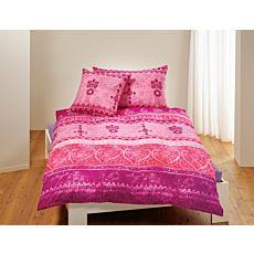 Linge de lit imprimé de style indien