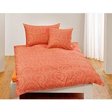 Linge de lit avec petits motifs de mandalas
