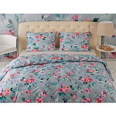 Linge de lit en satin Mirabello Monet-Claudine