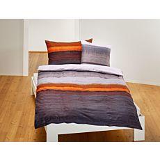 Parure de lit avec dégradé discret de couleurs