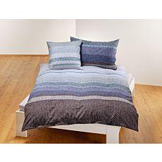 Parure de lit à rayures