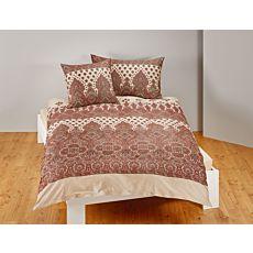 Parure de lit à motif indien