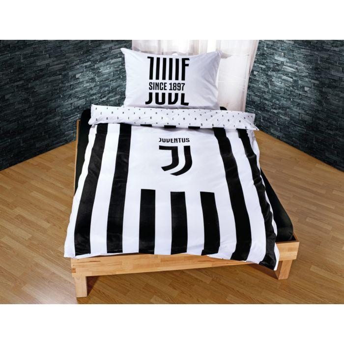 Parure de lit JUVENTUS avec nouveau logo