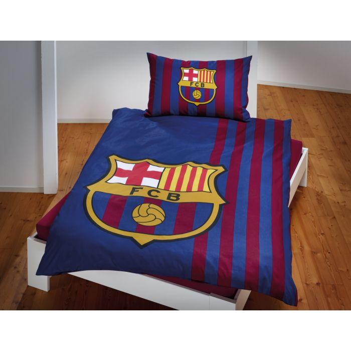 Parure de lit FC Barcelona