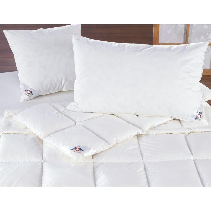 Traversin et oreiller de qualité suisse