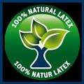 Bb 100% Naturlatex